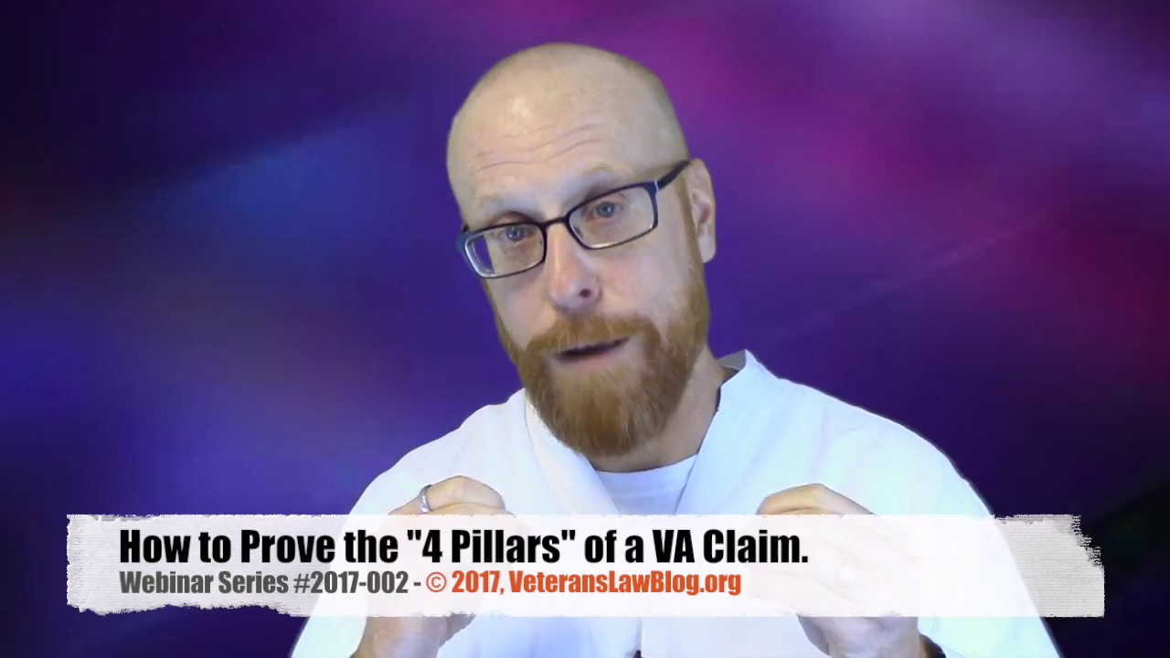How to Prove Service Connection in a VA Disability Compensation Claim