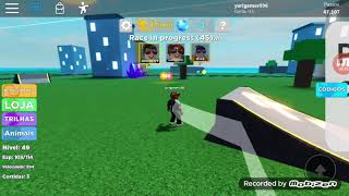 ROBLOX-Speed Game