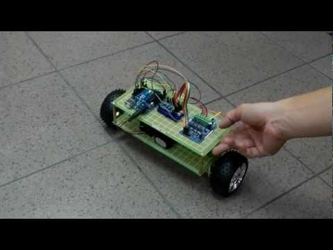 3-AXIS Accelerometer ADXL345 Gyroscope Gyro L3G4200D for Arduino Balance Self-balancing Robot