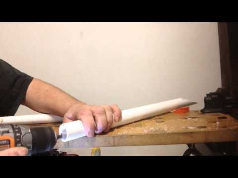 How to fit 3/4 PVC into 1 PVC  without bushing