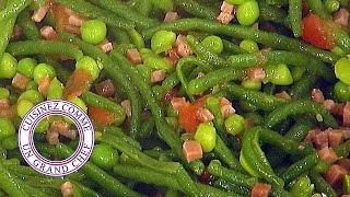 Haricots Verts Et Légumes