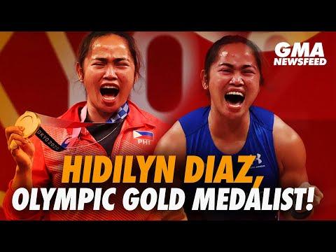 Hidilyn Diaz, Olympic