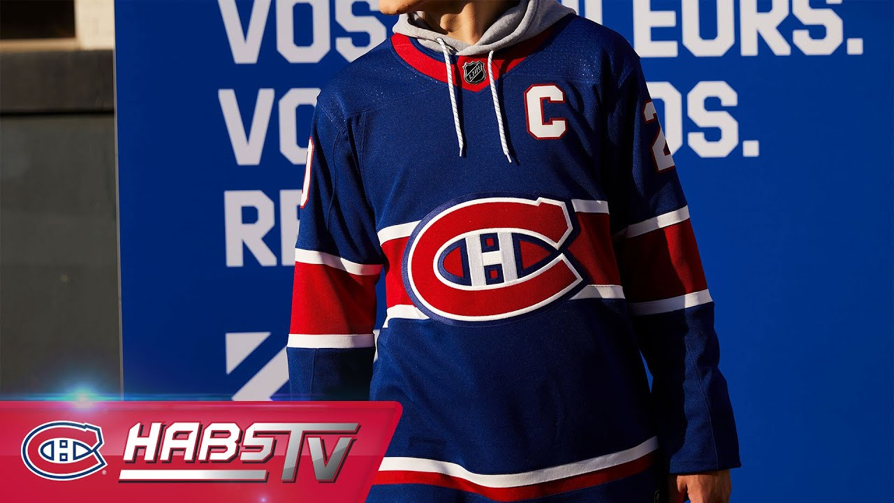Introducing The Canadiens Adidas Reverseretro Jersey Youtube