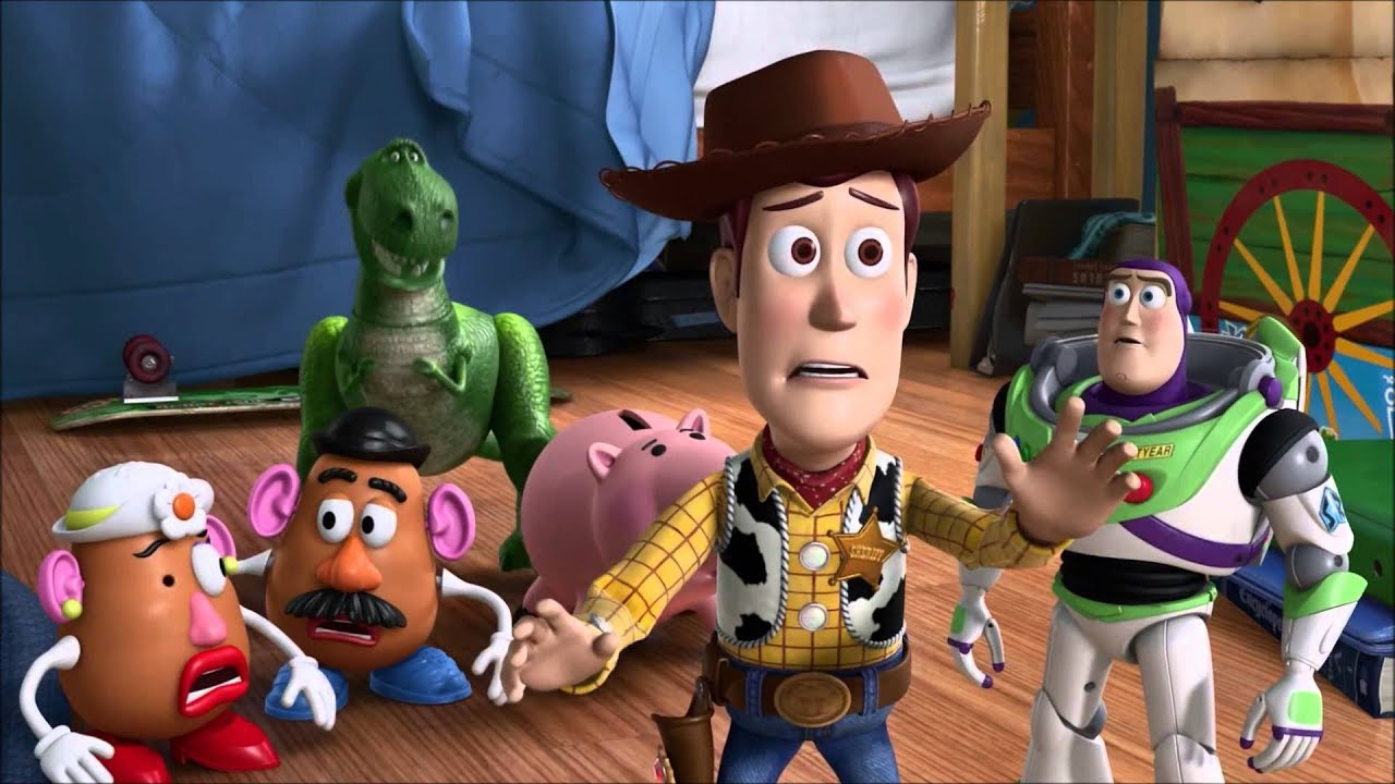 Toy Story 3 Best Scenes Youtube