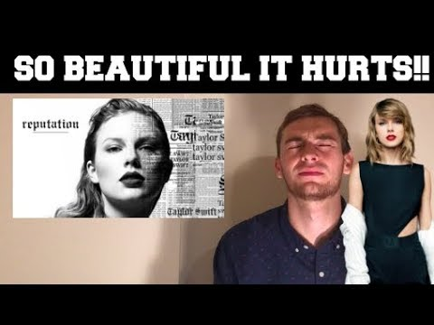 Taylor Swift - Gorgeous (SONG REACTION)