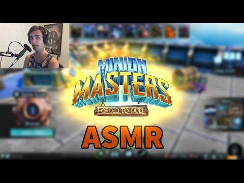ASMR: Minion Masters Ranked Gameplay - Ep. 1 (Soft Speaking)