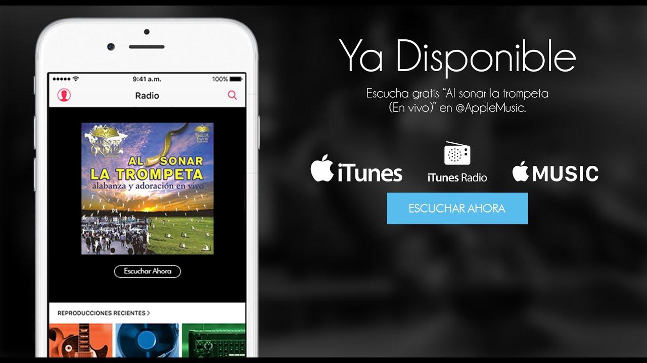 Al sonar la trompeta | Lanzamiento AppleMusic