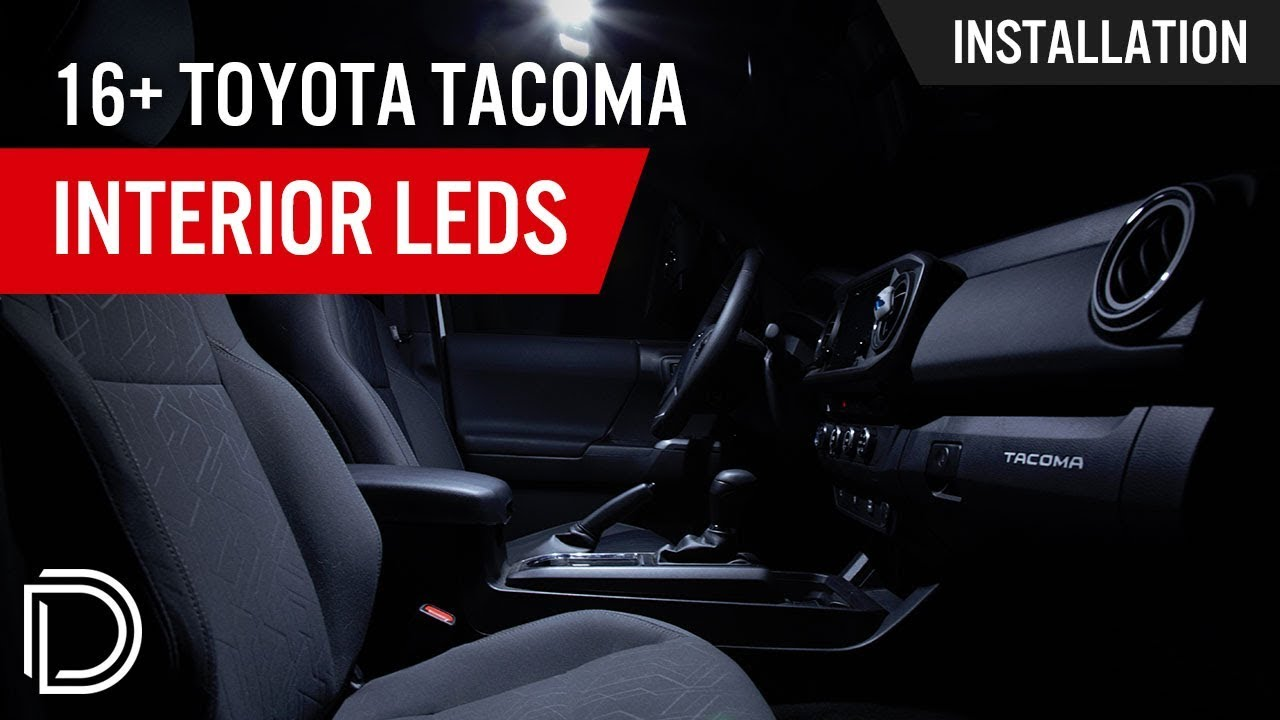 How to Install 2016+ Toyota Tacoma Interior LED Lights | Diode ...  Tacoma Dome Light Wiring Diagram on 2005 honda accord fuse box diagram, 2002 nissan frontier parts diagram, dome light assembly, 1984 chevy c10 fuse box diagram, activity diagram, dome light circuit diagram, oil pressure gauge diagram, dome light fuse, garage door diagram, dome light switch, dome light relay, dome light repair, 2000 nissan frontier belt diagram, 2002 gmc envoy firing order diagram, dome lights for cars, 1998 subaru forester dome light diagram, 1991 mazda b2200 light switch diagram, 2000 nissan frontier fuse box diagram, dome light cover, chevy truck vacuum diagram,