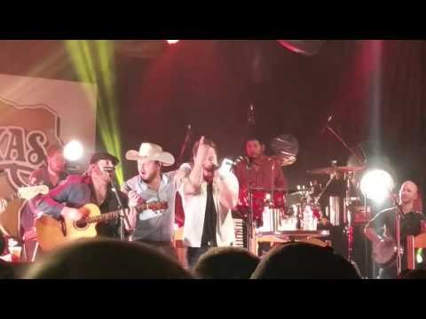 Eli Young Band & Josh Abbott Band @ Billy Bob's - Come Together (encore)