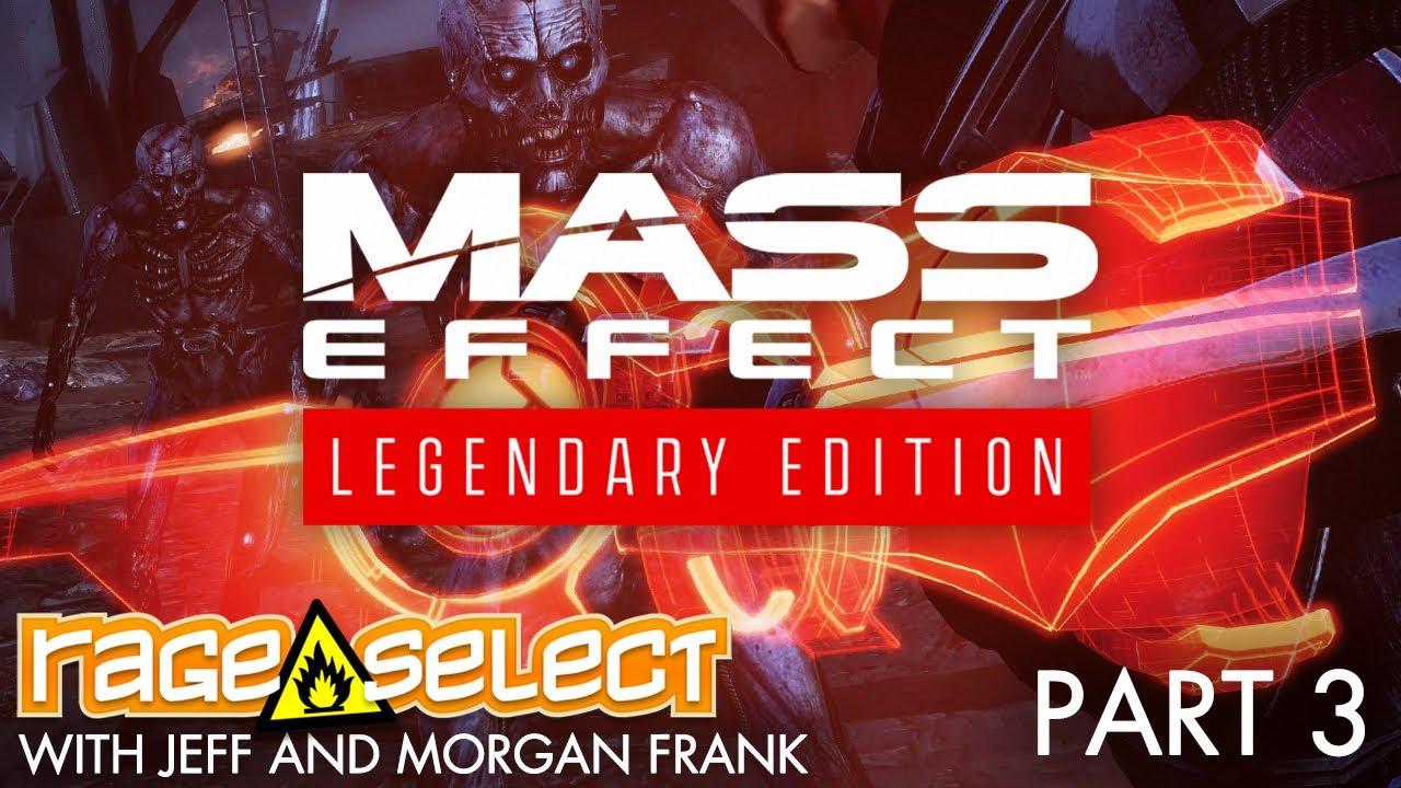Mass Effect Legendary Edition (The Dojo) Let's Play - Mass Effect 3