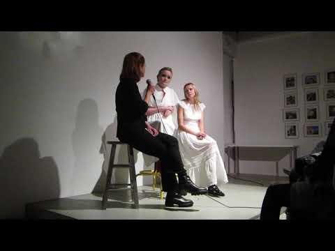 Short Film Q&A with Jaclyn Bethany, Bonnie Wright and Greta Bellamacina
