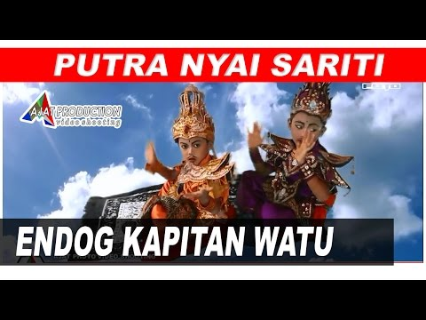 ENDOG KAPITAN WATU - PUTRA NYAI SARITI (20-10-2015) @ajat_photo