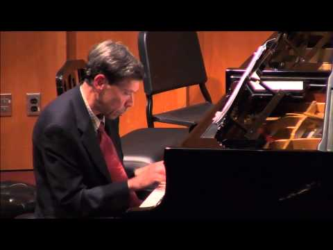 Piano Dedication Recital  William Goldenberg  Grieg  Holberg Suite, Op. 40  Prelude