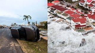 ASI ESTAN DEVASTADAS LAS ISLAS DEL CARIBE DESPUÉS DEL HURACÁN IRMA IMÁGENES IMPACTANTES