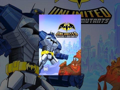 Batman Unlimited: Mechs vs. Mutants