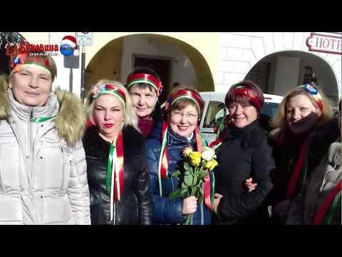Буковина Онлайн: Українські заробітчани здивували Італійців прекрасною колядою
