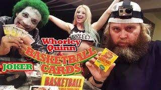 Basketball Cards with Leya Falcon & Jeff the Joker - SLIVAN #388
