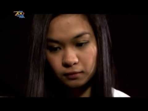 "The 700 Club Asia   Paula ""Amalayer"" Salvosa Testimony"