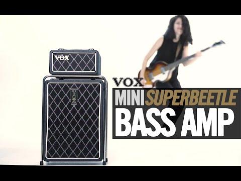 MINI SUPERBEETLE BASS: Mini and Mighty