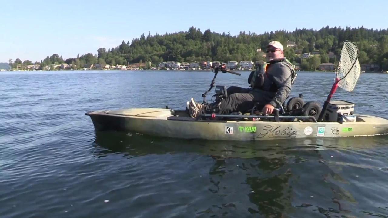 Feather river striped bass lake sammamish kayak for Lake sammamish fishing