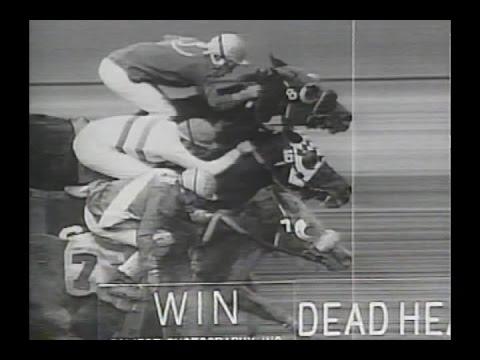 *Triple Dead Heat* - 1997 Hollywood Park Claiming Race