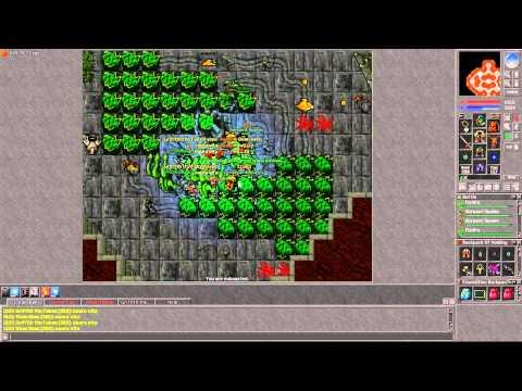 Hunt Banuta 2 Mages (lvl 250+)