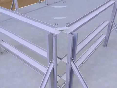 piscine enterrer en kit infinit 39 eau youtube. Black Bedroom Furniture Sets. Home Design Ideas