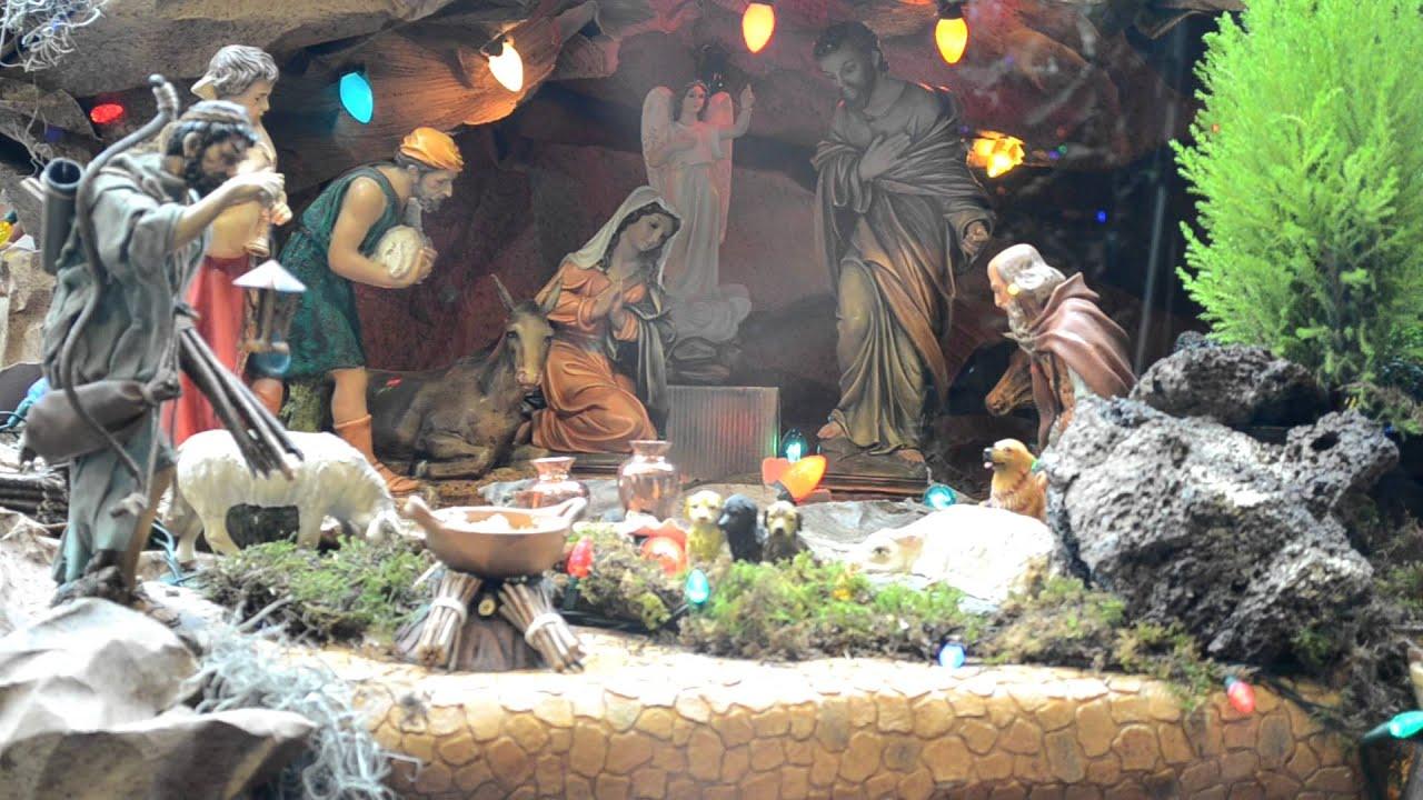 Nacimiento navide o javier q dro 2011 youtube - Dibujos de nacimientos de navidad ...