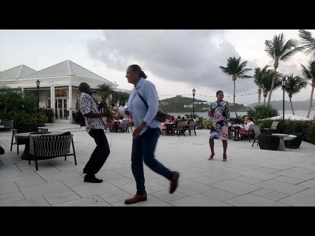 St John Wedding & Event Saxophone I Shot the Sherif Bob Marley Cover Ritz Carlton Resort St Thomas