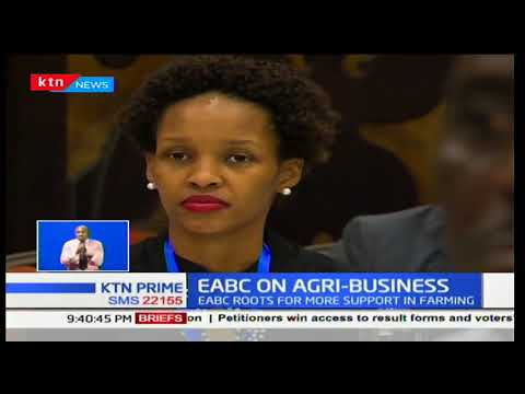 East African community experiences annual growth rate of 5 percent