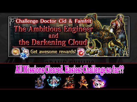FF BE How to Defeat Dr.Cid and Famfrit - All Missions Guide (#170)