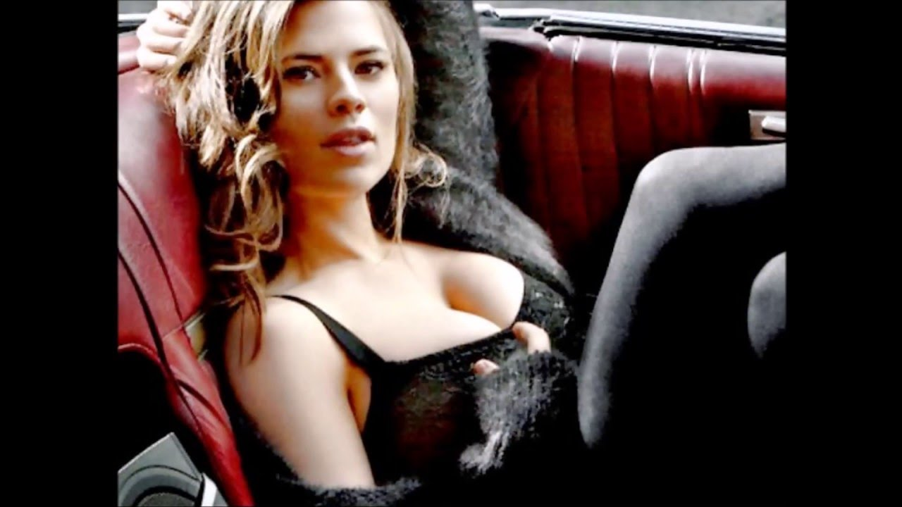 Hayley atwell sexy video