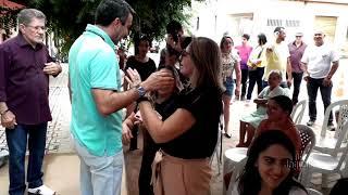 Ibicuitinga Prefeito franzé Carneiro prestigia inauguração da sede do psl no município