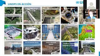 Conferencia Infraestructura de Nueva Generación, Alejandro Rossi UNOPS Costa Rica