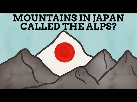 How Did Mountain Ranges Get Their Names?