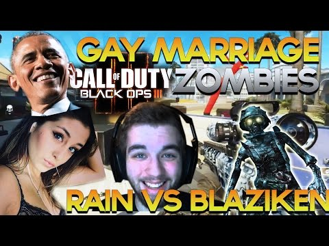 Black Ops 3 Zombies, Rain vs Blaziken, FaZe Jev & Natalie Monroe, PSN Down, #LoveWins - Scarce
