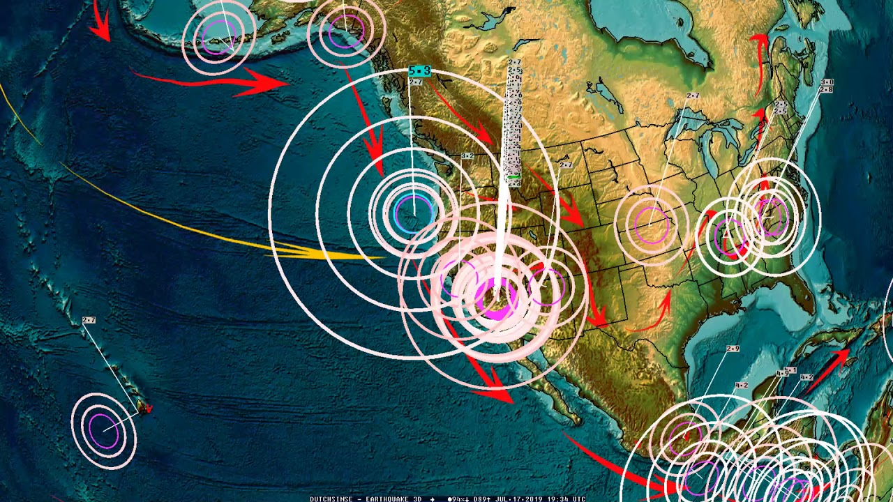 7/17/2019 -- CENSORSHIP of Oregon M5 4 Earthquake report - Shut down WHILE  LIVE
