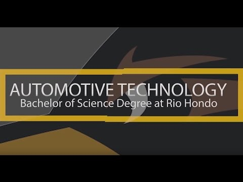 Bachelor of Science in Automotive Technology
