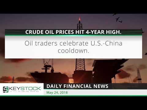 KeyStock - Daily financial news 24-05-18