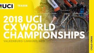 2018 UCI Cyclo-cross World Championships - Valkenburg-Limburg (NED)
