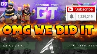 Clash Of Clans | I GOT ATTACKED BY GENERAL TONY? | WILL HE BEAT THIS TROLL BASE? |