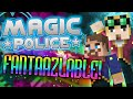 Minecraft Magic Police #80 - Fantazlable (Yogscast Complete Mod Pack)