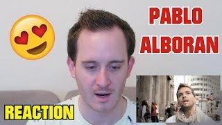British Guy Reacts To Pablo Alborán - Solamente Tú & No Vaya A Ser