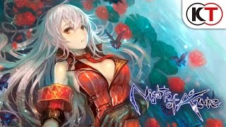 NIGHTS OF AZURE - ANNOUNCEMENT TRAILER