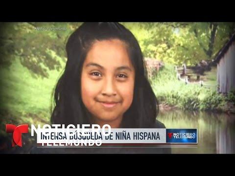 Buscan niña hispana que desapareció de su casa en Florida   Noticiero   Noticias Telemundo