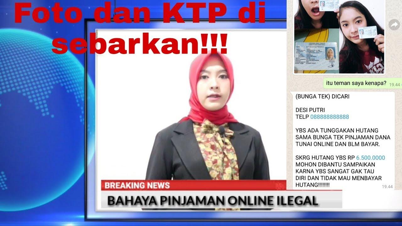 Dampak Pinjaman Online Ilegal Database Di Hack Youtube