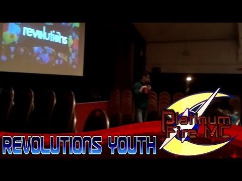 A night at Revolutions Youth! [Vlog]
