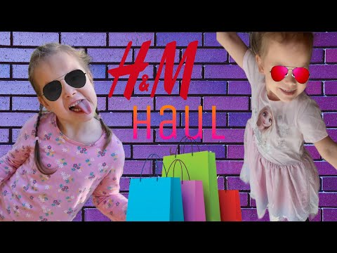 H&M Haul Frozen❄