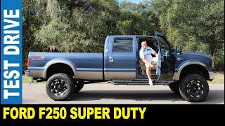 2005 Ford F250 Super Duty Turbo Diesel V8 Powerstroke driven by Jarek Safety Harbor Florida USA