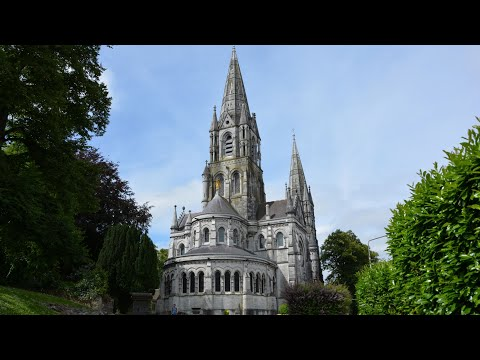 Cork, Ireland-Food, Drink and Cathedrals